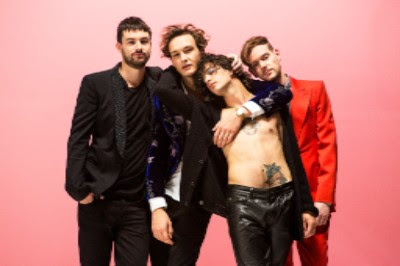 The 1975's U.S. Tour 2015 – GALLERY