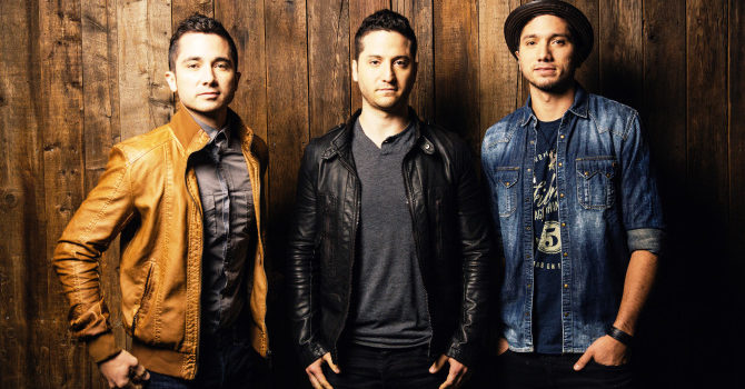 "Boyce Avenue Announces ""Be Somebody World Tour"""