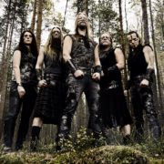"Ensiferum Announces ""Return of the One Man Army European Tour"""