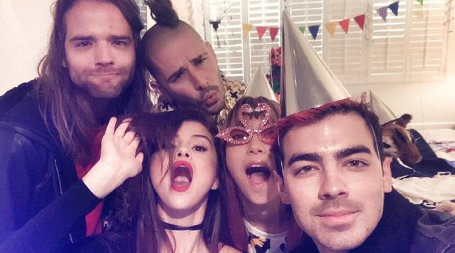 Selena Gomez and DNCE - 2016 Promo