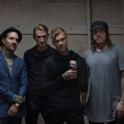 "The Used's ""15 Year Anniversary Tour"" – GALLERY + REVIEW"