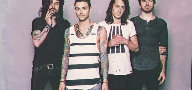 """Dashboard Confessional to Co-Headline the Return of """"Taste of Chaos"""" with Taking Back Sunday"""