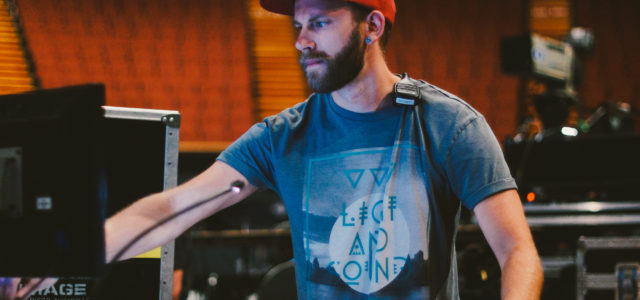 Jamison Butcher (Halsey/Parachute's Front of House Engineer) – TRICKS OF THE TRADE