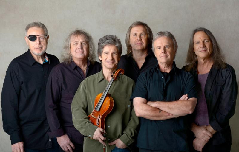 """Kansas Adds Dates to """"Leftoverture 40th Anniversay Tour"""""""