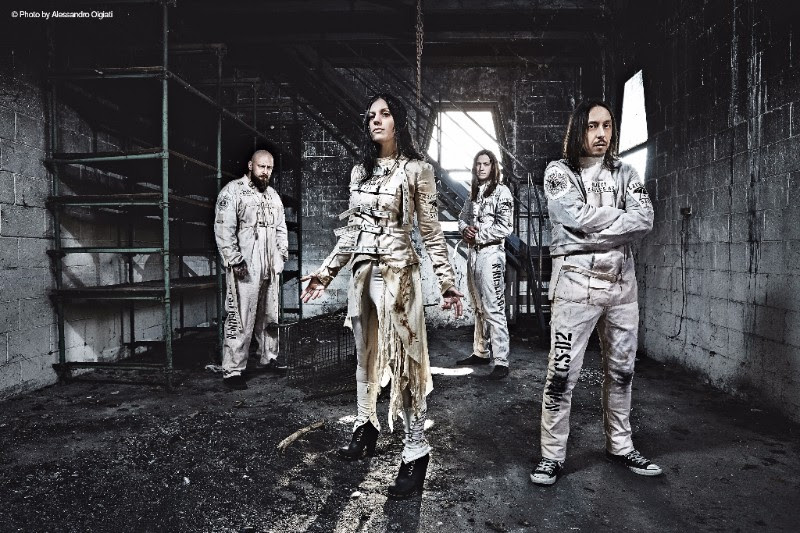 "Lacuna Coil Adds Second Leg to North American ""Delirium Tour"""