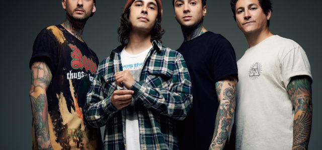 """Pierce The Veil Announce """"The Made To Destroy Tour"""""""