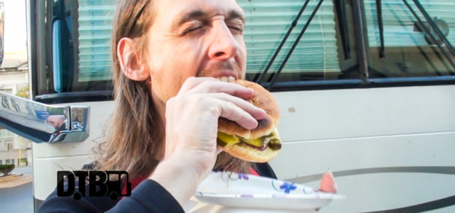 Soilwork Prepares Their Special Veggie Burgers – COOKING AT 65MPH Ep. 13 [VIDEO]