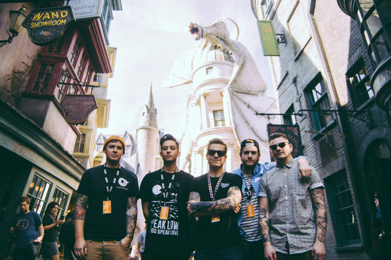 Get Excited For Vans Warped Tour 2016 With Broadside