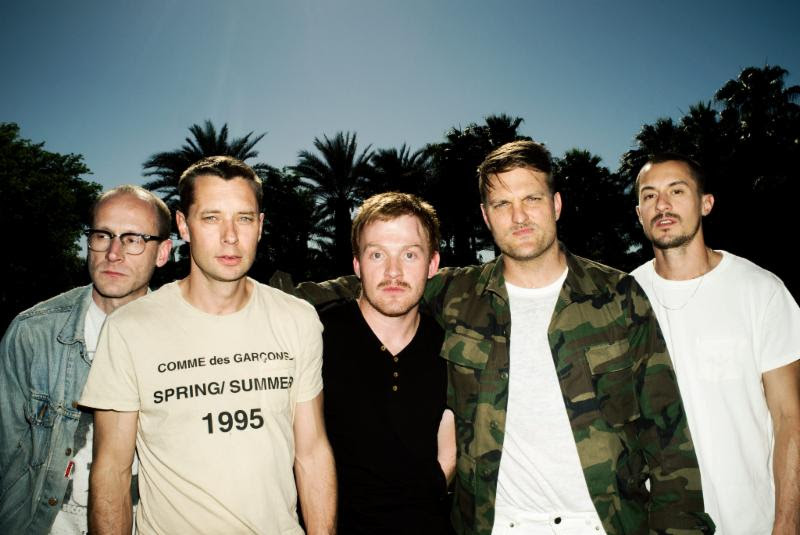 Cold War Kids Announce North American Tour