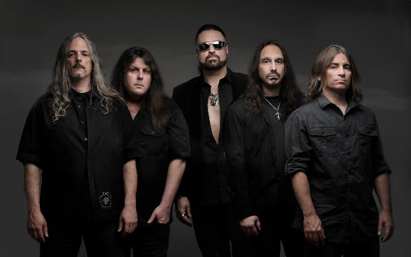 "Symphony X Announces the North American ""Underworld Fall 2016 Tour"""