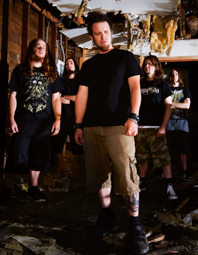 """Threat Signal Announce the Canadian """"Under Reprisal 10 Year Anniversary Tour"""""""