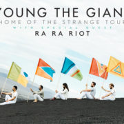 "Young The Giant's ""Home of the Strange Tour"" – Ticket Giveaway"