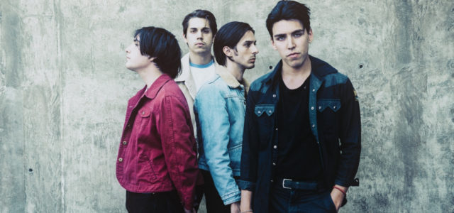 """Bad Suns Announces the """"Disappear Here Tour 2016"""""""