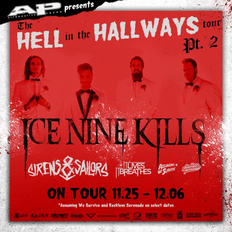 ice-nine-kills-north-american-hell-in-the-hallways-part-2-tour-2016-tour-poster