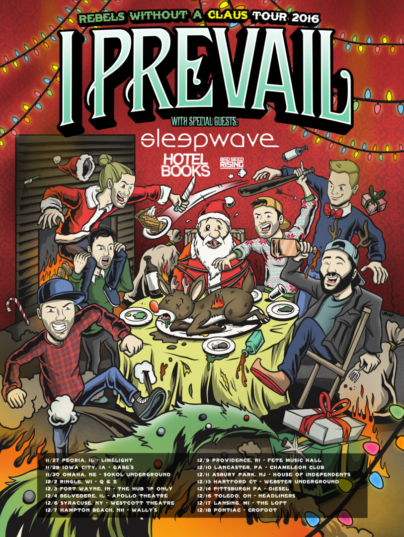 i-prevail-rebels-without-a-clause-tour-poster