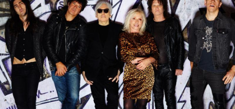 """Blondie Announces the """"Rage and Rapture Tour"""" with Garbage"""