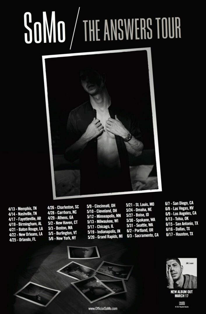 SoMo - The Answers Tour