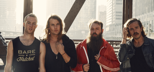 Judah & the Lion Announces Fall U.S. Tour