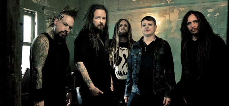 """Korn Announces """"The Serenity of Summer Tour"""""""