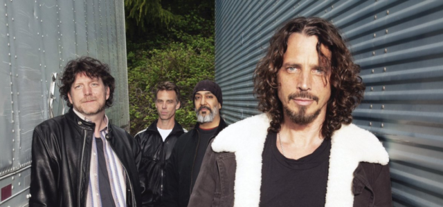 Soundgarden Announces a Spring U.S. Tour