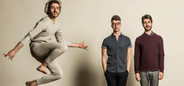 "AJR Announces ""What Everyone's Thinking Tour Part II"""