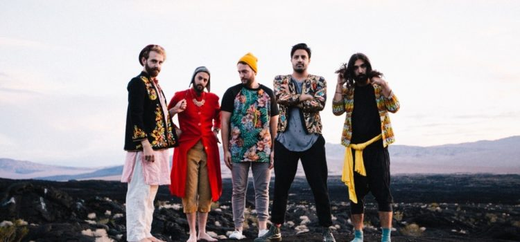 """Young The Giant Add Dates to """"Home of the Strange Tour"""""""