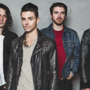 Dashboard Confessional Announces Co-Headlining Tour with The All-American Rejects