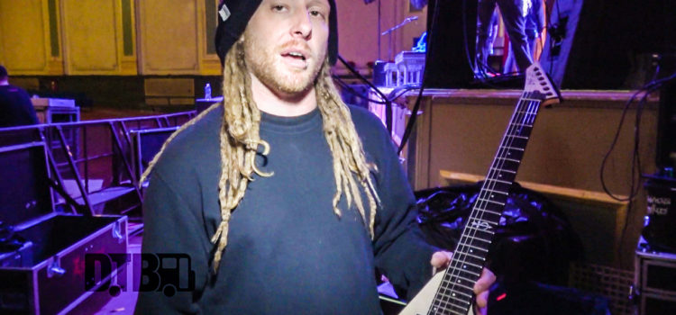 DevilDriver's Mike Spreitzer – GEAR MASTERS Ep. 120 [VIDEO]