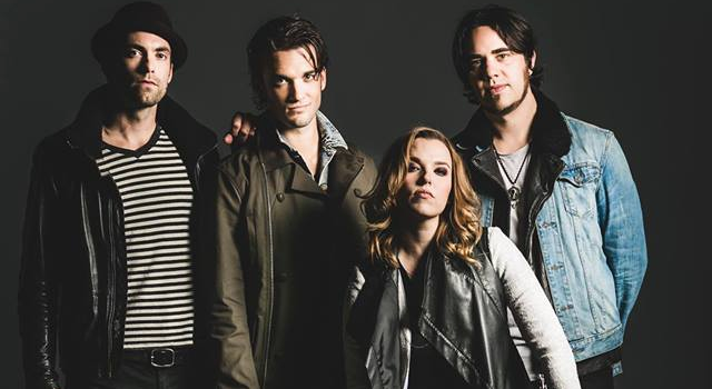 "Halestorm Announces the ""Halloween Scream Tour"""