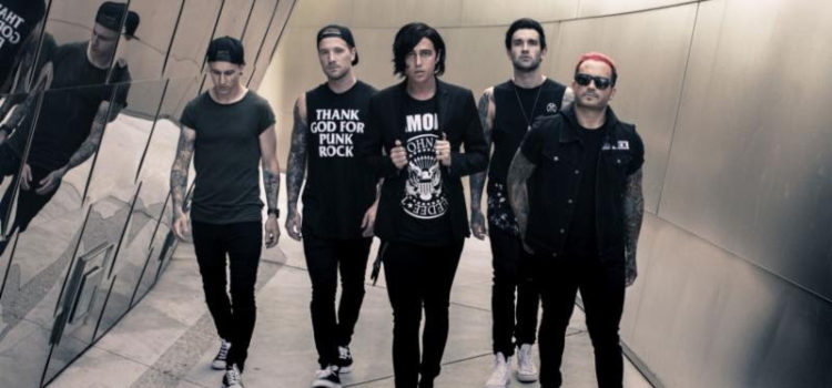 Sleeping With Sirens Announces North American Tour