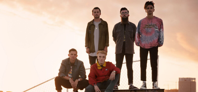 "Neck Deep Announces ""The Peace and The Panic USA Tour"""