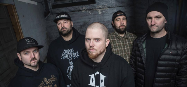 """Hatebreed Announces Second Leg of """"20 Years of Desire & 15 Years of Perseverance Tour"""""""