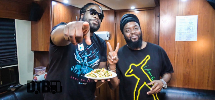 """Morgan Heritage Makes Their Jamaican """"Tour Special"""" – COOKING AT 65MPH Ep. 30 [VIDEO]"""