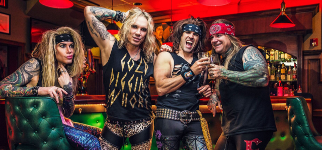 """Steel Panther's """"Lower The Bar Tour"""" – GALLERY"""