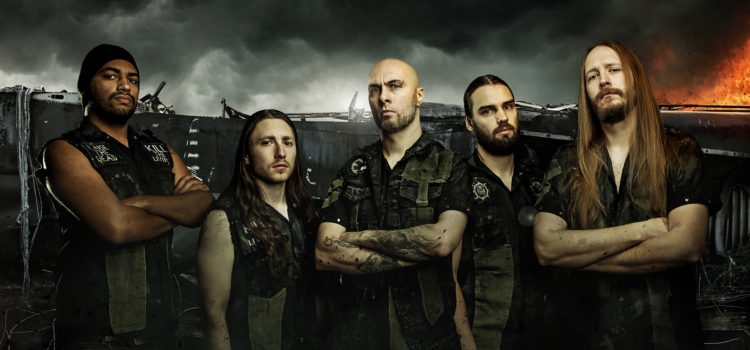 "Aborted Announces the ""Devastation on the Nation Tour"""