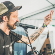 "Frank Turner Announces the ""Be More Kind Tour"""