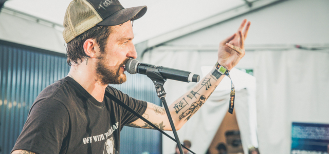 """Frank Turner Announces the """"Be More Kind Tour"""""""