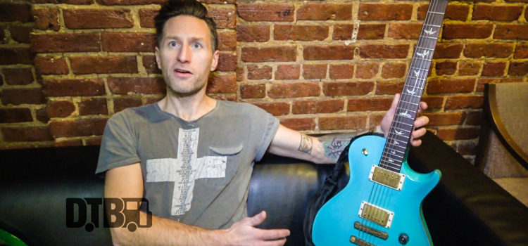 Story of the Year's Ryan Phillips – GEAR MASTERS Ep. 181 [VIDEO]