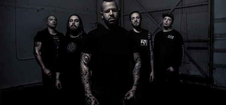Bad Wolves – FIRST CONCERT EVER