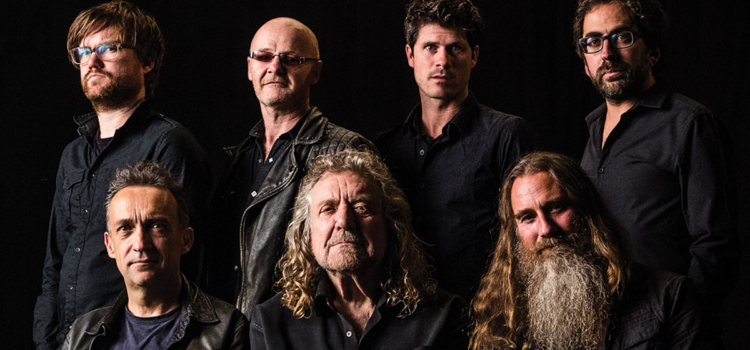 Robert Plant and The Sensational Space Shifters Announce North American Tour