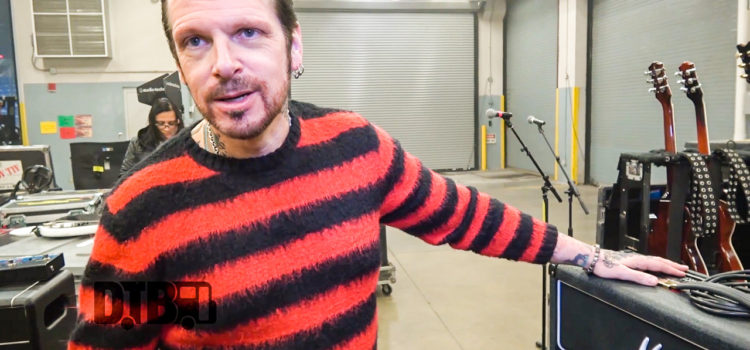 Ricky Warwick (of Black Star Riders and Thin Lizzy) – GEAR MASTERS Ep. 213 [VIDEO]