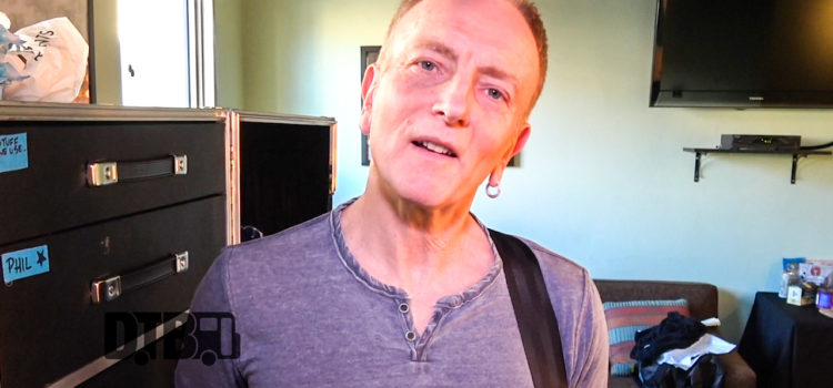Phil Collen (of Def Leppard and Delta Deep) – TOUR PRANKS Ep. 331 [VIDEO]