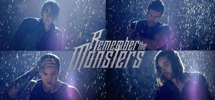 Remember the Monsters – FIRST CONCERT EVER