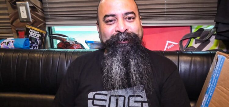Tony Campos (of Static-X, Fear Factory, & Asesino) – TOUR PRANKS Ep. 409 [VIDEO]