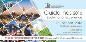 NZRC Conference 2016