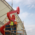 Public Art Installed at Union Station