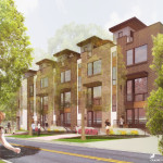 Brownstones Coming to Five Points