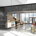 Creative workspace for Gensler Denver