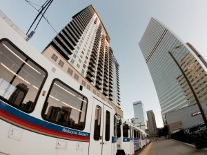 Downtown Denver RTD Light Rail