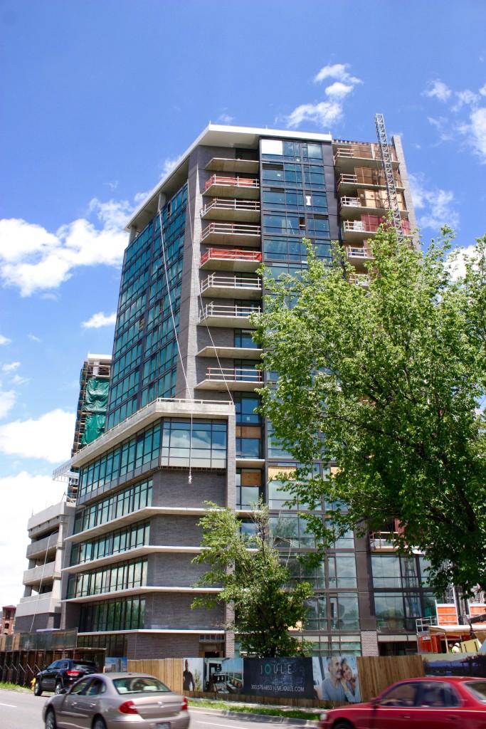 Joule Apartments Denver
